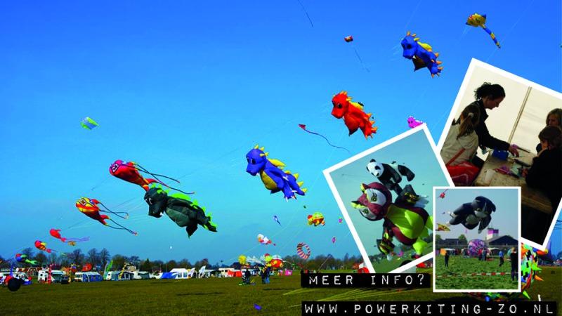 11e  Internationaal Vliegerfestival Vroomshoop