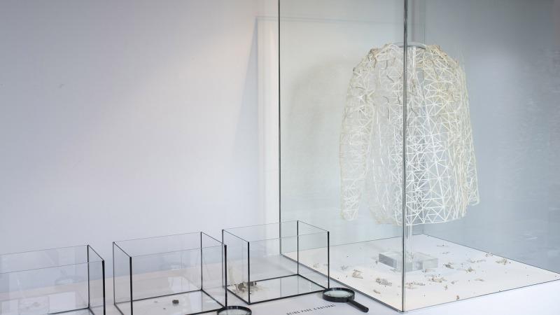 Expositie: Purity of Silk