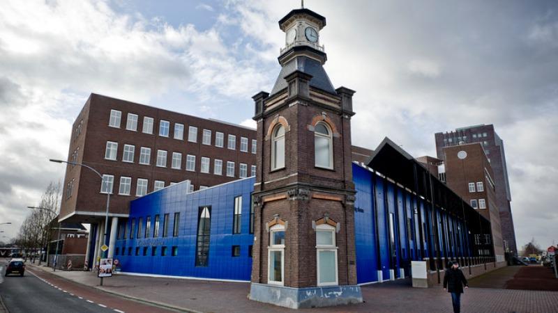 Kleinste expositieruimte van Nederland krijgt een jasje