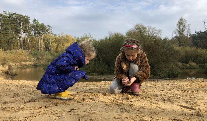 5x wandelen in Twente met kinderen. Met leuke speel- en pauzeplekken!