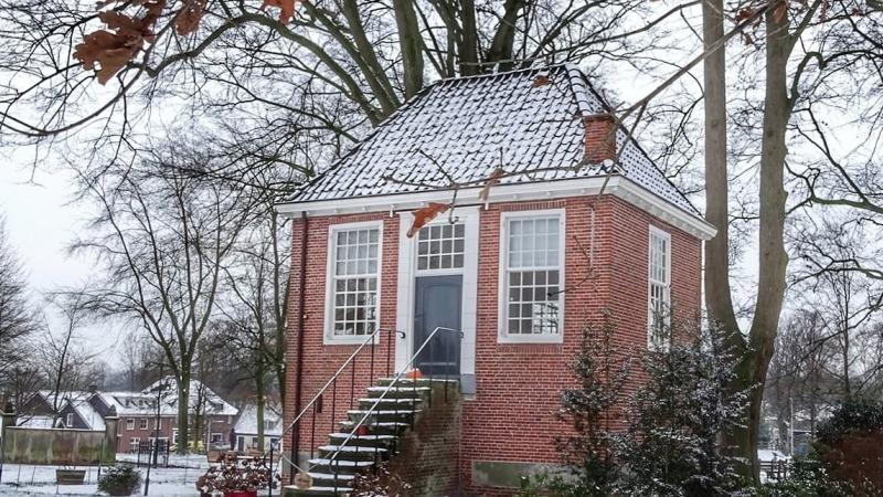 """""""Frisse neus"""" arrangement bij Theehuis Engel's Tuin in Ootmarsum"""
