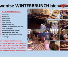 Twentse Winterbrunch bie DOKS