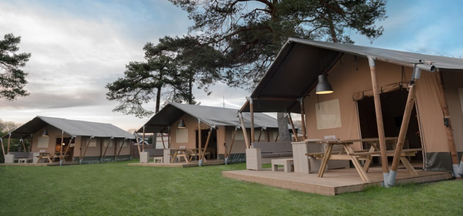 Camping De Poppe in Markelo