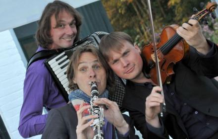 Trio C tot de derde in de Dorpskerk in Bathmen