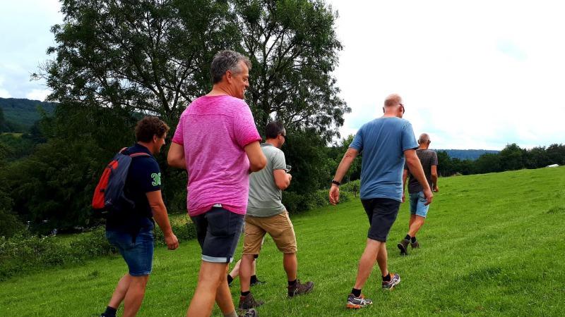 Bourgondische Wandeling Twente