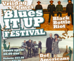 Blues it Up Festival