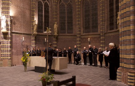 Choral Evensong in Klooster Nieuw Sion