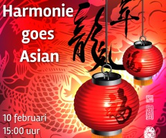 Harmonie goes Asian