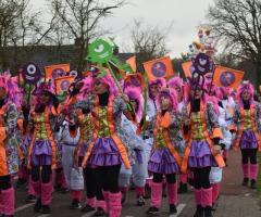 Carnavalsoptocht Langeveen