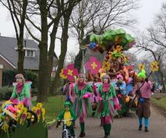 Carnavalsoptocht Harbrinkhoek