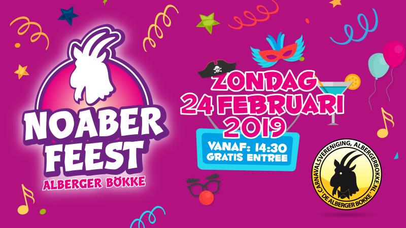 Carnavalsoptocht Albergen