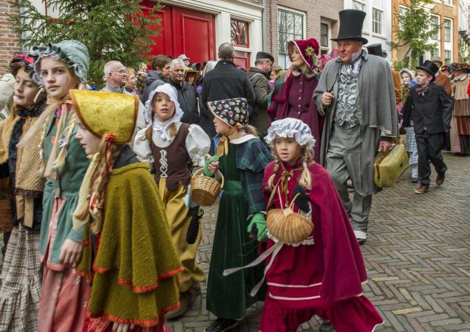 Deventer: een historisch decor