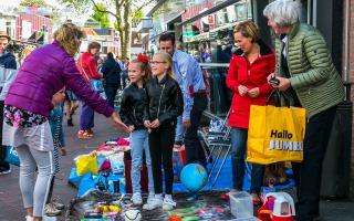 Kindervlooienmarkt