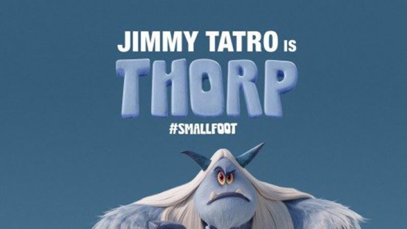 Filmhuis Cinebat: Smallfoot