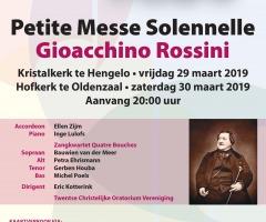 Petite Messe Solennelle van Rossini