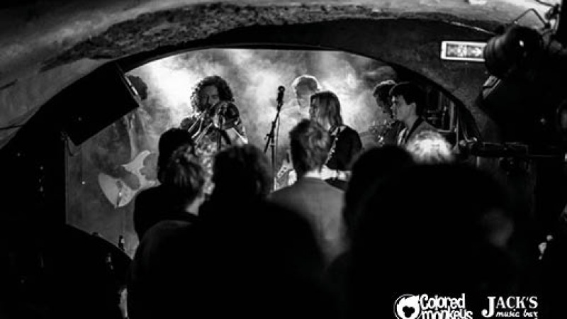 MonkeyJam the Cave Sessions