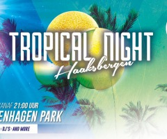 Afgelast | Tropical Night