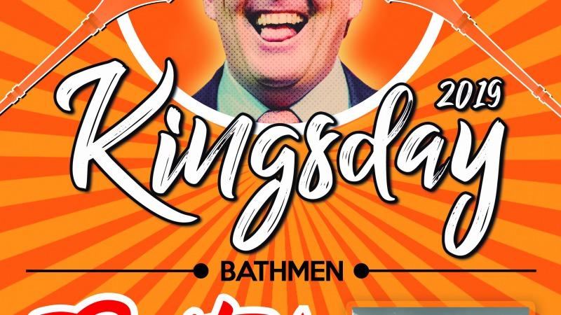 Kingsday 2019 met Gust!