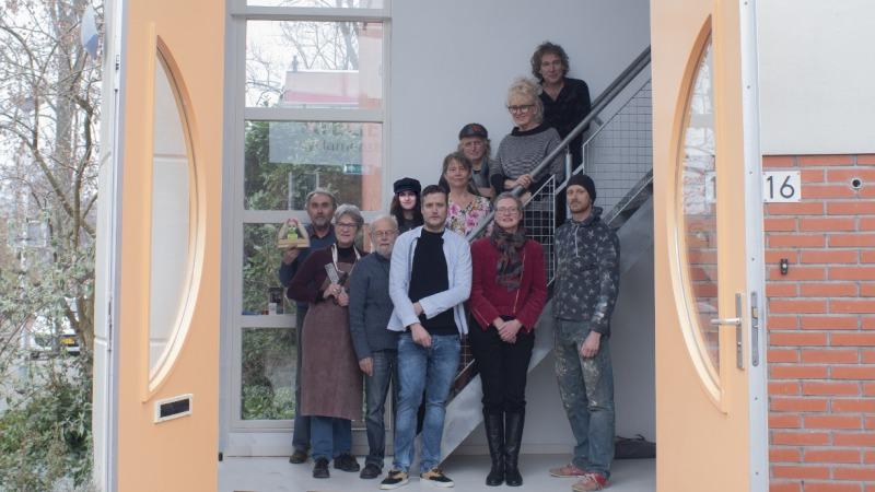 Open Ateliers Cyclamenstraat Zwolle
