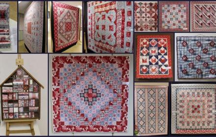 Expositie 'Quilts'