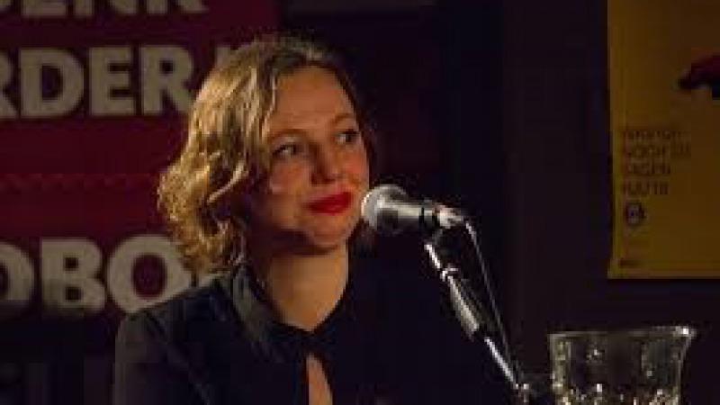 Lisa Doeland te gast bij de Nieuwe Liefde Almelo