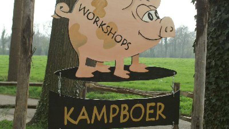 Workshopboerderij Kampboer Saasveld
