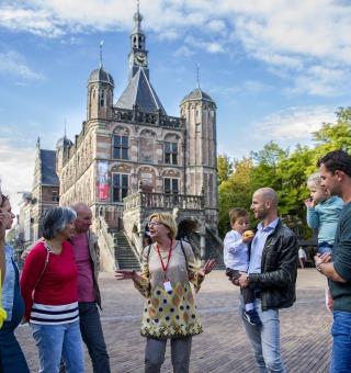 Stadswandelingen Deventer