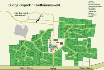 Bungalowpark 't Giethmenseveld