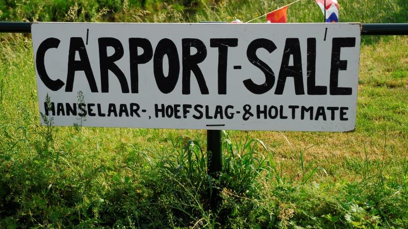 Carportsale Zwolle zuid