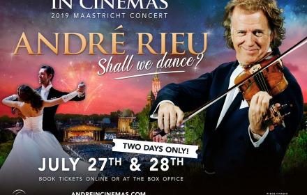 André Rieu: Shall we Dance?