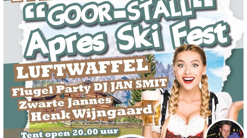 Stall XXL Après Ski Fest