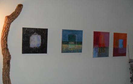 Kunst kijken bij Atelier Komma