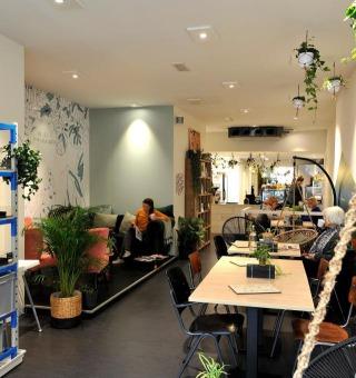 Bakery café Sync Ok