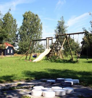 Park Nieuw Grapendaal - Geitenkaasboerderij De Wolf
