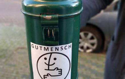 Theatergroep Maandagskinderen / Gutmensch