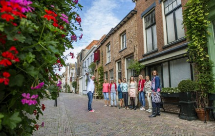 Stadswandeling Deventer