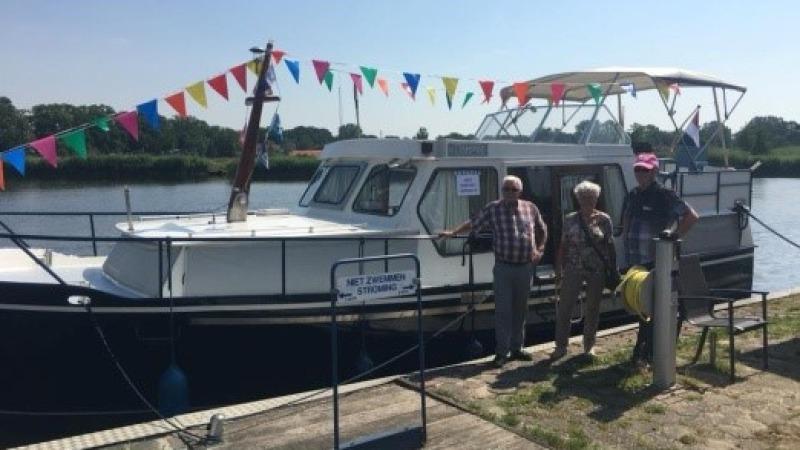 Open dag Almelosche Watersport Vereeniging