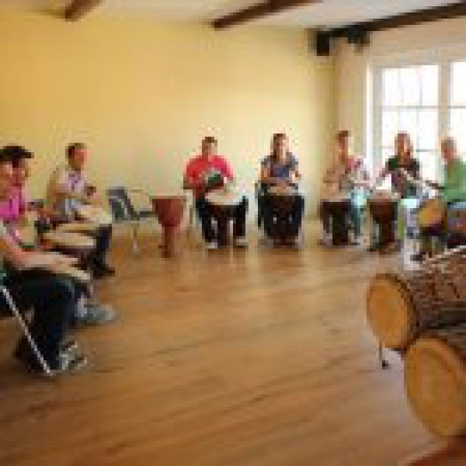 Workshop Percussie