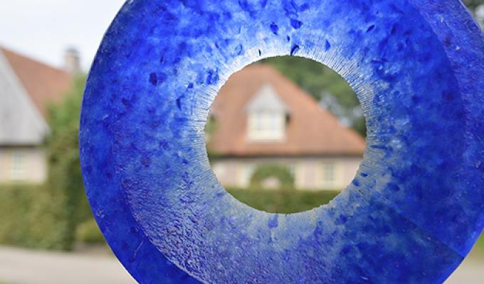 Glaskunstroute: ga op ontdekkingstocht