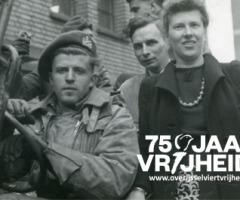Herdenking 75 jaar bevrijding De Lutte. AFGELAST