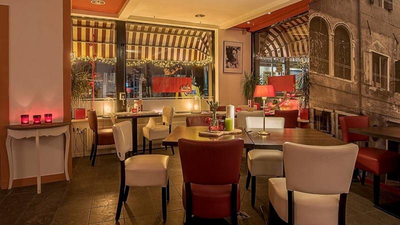 Italiaans restaurant: Via Grande