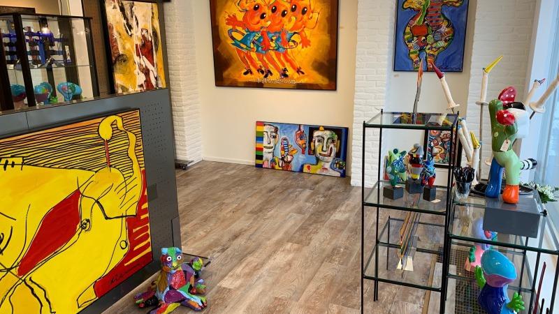 Galerie Yvonne de Wit . Art