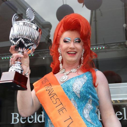 bekendmaking Miss Travestie Twente