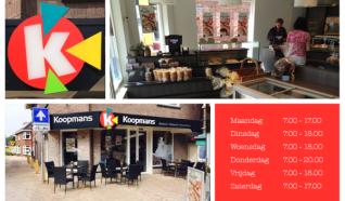 Brood- en Banketbakkerij Chocolaterie Koopmans