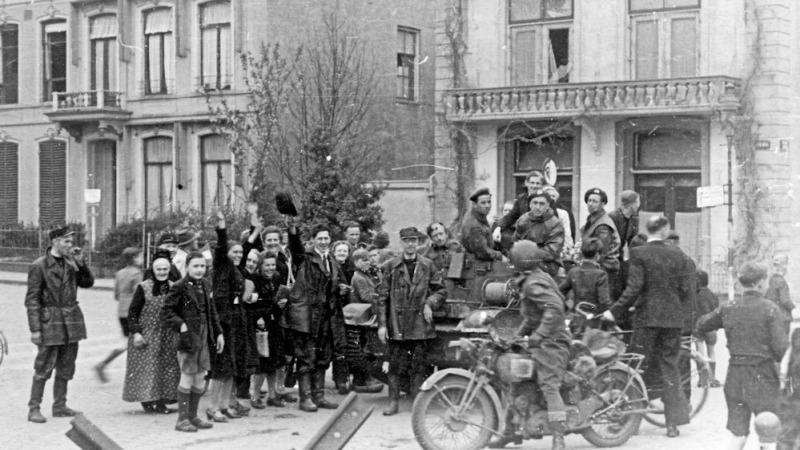 Oorlog in Zwolle stadswandeling