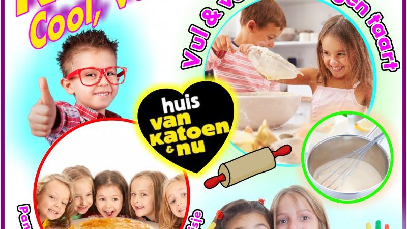 Cool, Vet, Hot Kinderatelier