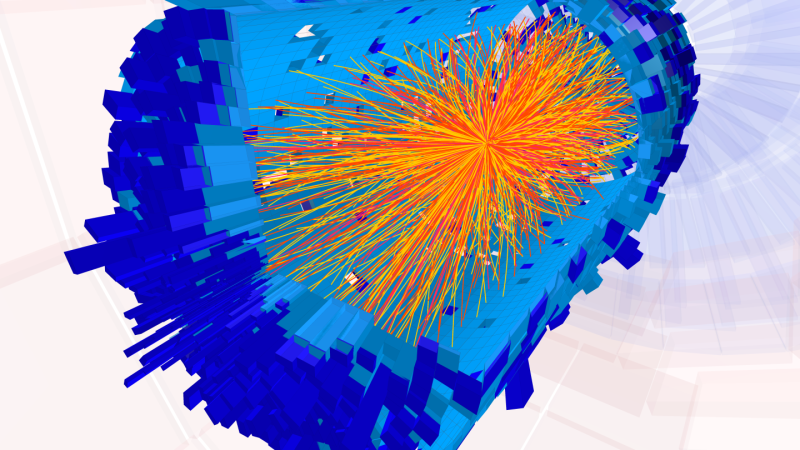 Sterrencollege:    CERN en de zoektocht naar de allerkleinste deeltjes