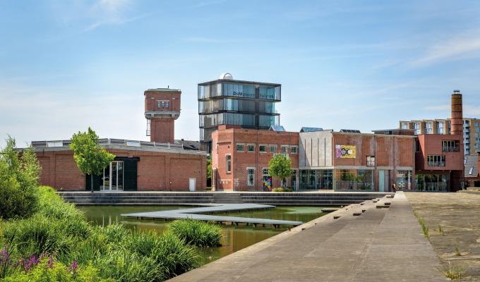 Deze zomer: cultuurfeest in Roombeek, dé culturele hotspot van Twente.