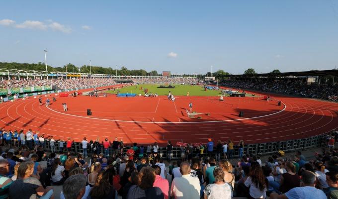 Komt dat zien! Spannende atletiekbattles bij FBK Games in Hengelo.