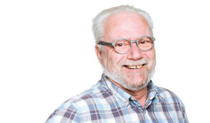 """Hans van Rheenen: """"Na mijn pensioen ging ik metéén naar Twente terug""""."""